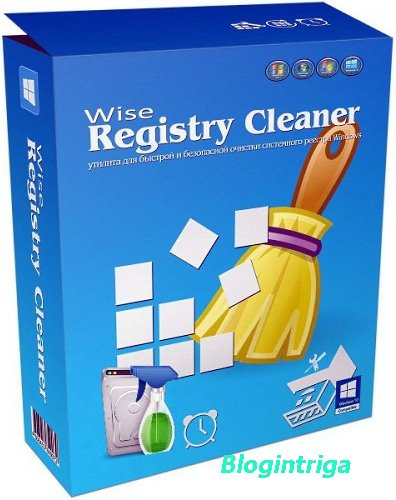 Wise Registry Cleaner 9.34.605 Final + Portable