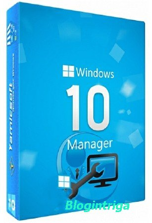 Windows 10 Manager 2.0.1 Final