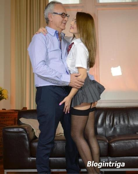 Dominica - School Girl Sex Kitten! (2014/FullHD)