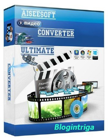 Aiseesoft Video Converter Ultimate 9.0.30 + Rus
