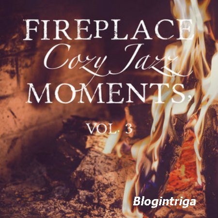 VA - Fireplace Cozy Jazz Moments Vol.3 (2016)