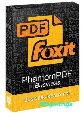 Foxit PhantomPDF Business 8.1.1.1115