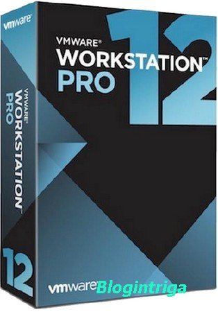 VMware Workstation 12 Pro 12.5.2 Build 4638234 RePack by KpoJIuK (RUS/ML)