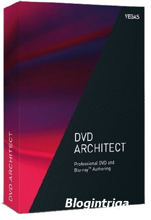 MAGIX Vegas DVD Architect 7.0.0 Build 38 RePack by Diakov
