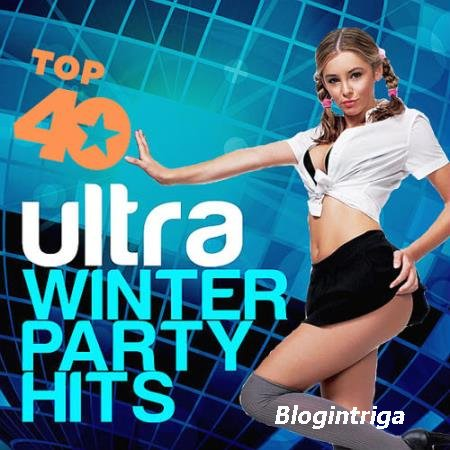 VA - Ultra Winter Party 40 Hits (2016)
