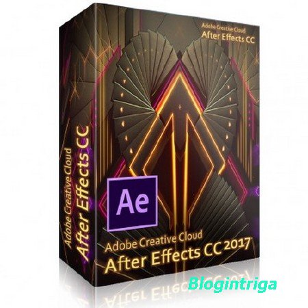 Adobe After Effects CC 2017 14.0.1.5 RePack by Diakov