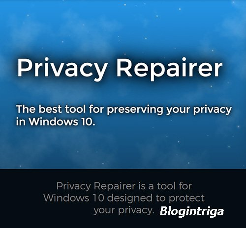 Privacy Repairer 1.2.0.0 Portable