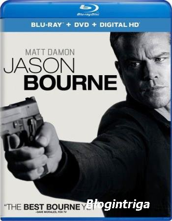 Джейсон Борн  / Jason Bourne  (2016) HDRip