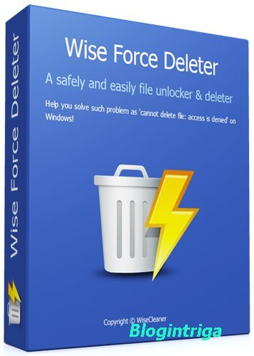 Wise Force Deleter 1.42.35 + Portable