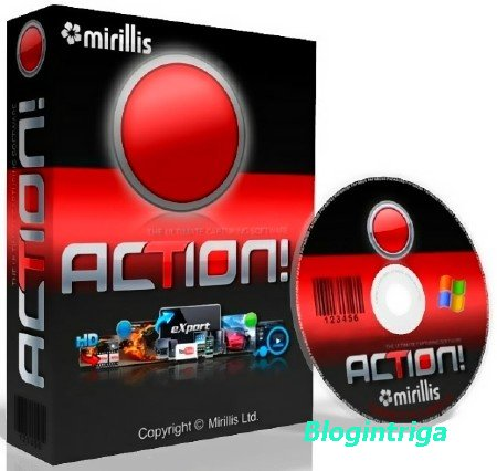 Mirillis Action! 2.0.5.0 Final