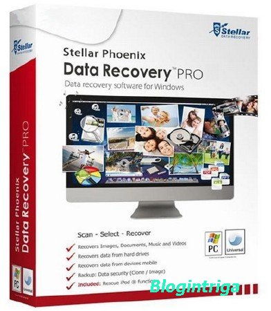 Stellar Phoenix Windows Data Recovery Professional 6.0.0.1 DC 13.11.2016 Portable RUS