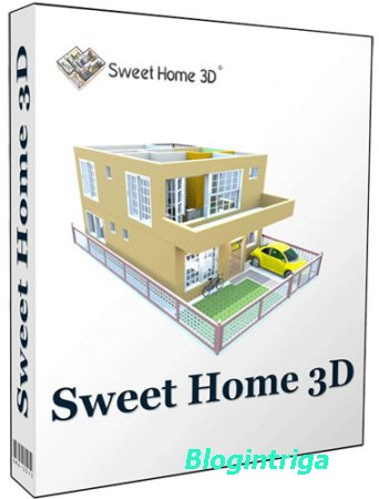 Sweet Home 3D 5.3 Final + Portable (x86/x64)