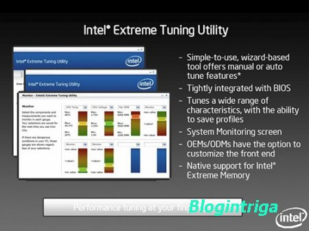 Intel Extreme Tuning Utility (Intel XTU) 6.2.0.19 Final