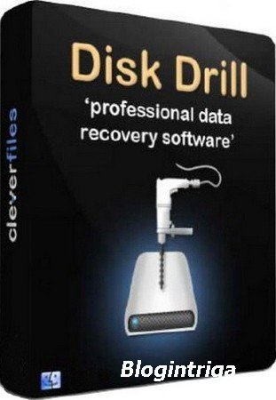 Disk Drill Pro 2.0.0.285 Portable ML/Rus