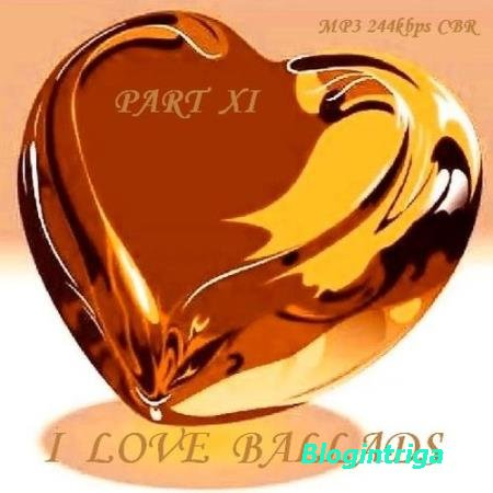 VA - I Love Ballads - Part XI (2016)