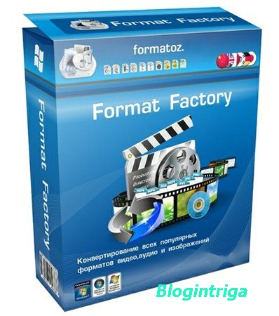 Format Factory 4.0.0 RePack/Portable by Diakov