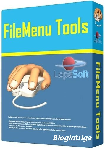FileMenu Tools 7.1.1 + PortableApps