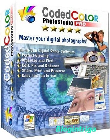 CodedColor PhotoStudio Pro 7.5.2.0 Portable (Ml/Rus)