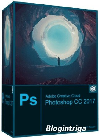 Adobe Photoshop CC 2017.0.1 RePack by Diakov