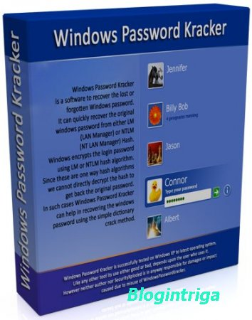 Windows Password Kracker 4.0 + Portable