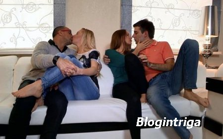 Anna, Angela - Sharing the Fruit of Group Sex (2014/FullHD)
