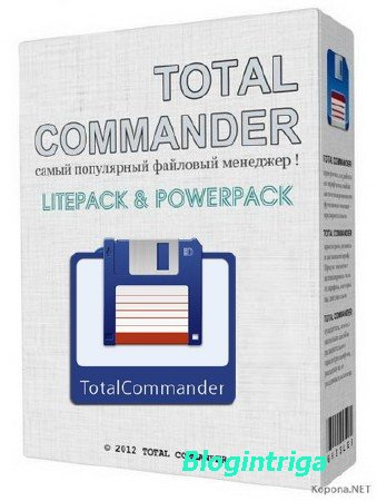 Total Commander 9.0a LitePack | PowerPack 2017.1 Final RePack/Portable by D ...