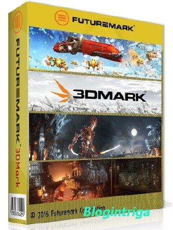 Futuremark 3DMark 2.2.3509 Professional Edition RePack by KpoJIuK