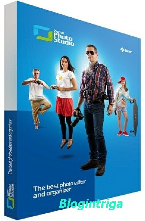 Zoner Photo Studio Pro 18.0.1.10 RUS