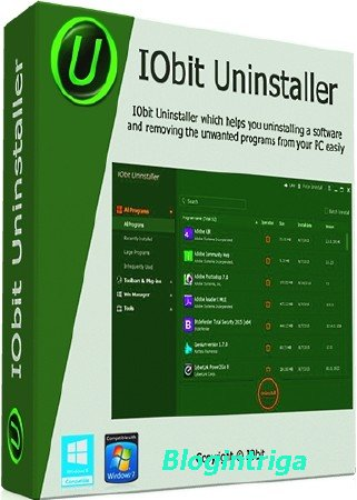 IObit Uninstaller Pro 6.2.0.933 Final RePack by Diakov
