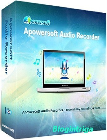 Apowersoft Streaming Audio Recorder 4.1.5 (Build 01/13/2017) + Rus