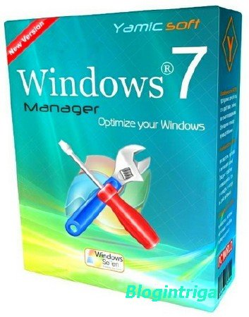 Windows 7 Manager 5.1.9 RePack/Portable by Diakov