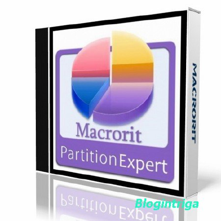 Macrorit Disk Partition Expert 4.1.1 Unlimited Edition (Ml/Rus/2017) Portable