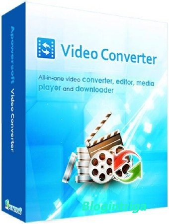 Apowersoft Video Converter Studio 4.5.6 (Build 01/20/2017) + Rus