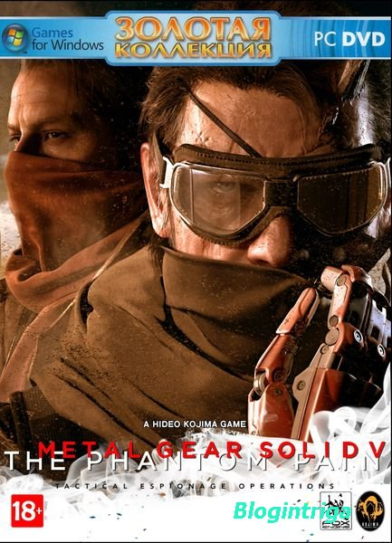 Metal Gear Solid V: The Phantom Pain v 1.0.7.1 (2015/Multi/PC) RePack от nemos
