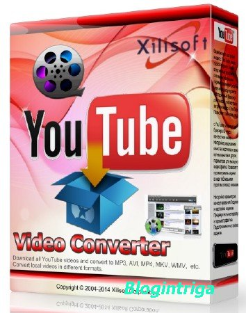 Xilisoft YouTube Video Converter 5.6.6 Build 20170118