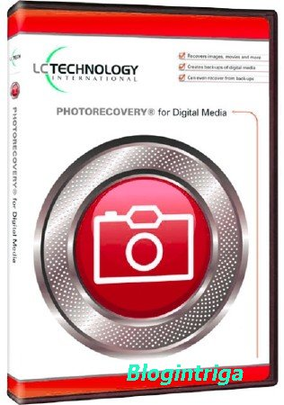 LC Technology PHOTORECOVERY 2017 Professional 5.1.5.0