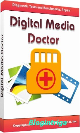 LC Technology Digital Media Doctor 2016 Professional 3.1.4.3