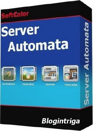 SoftColor Automata Server 10.8.0.0 Portable Ml/Rus/2017