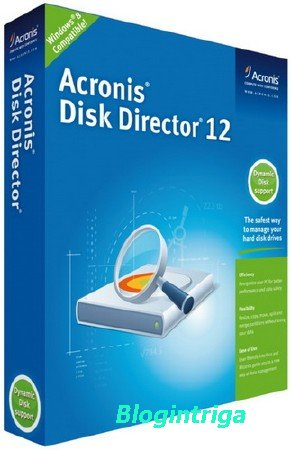 Acronis Disk Director 12 Build 12.0.3270 RePack by KpoJIuK