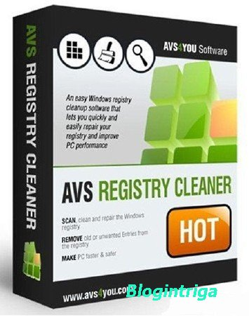 AVS Registry Cleaner 3.0.5.275