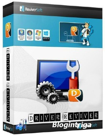 ReviverSoft Driver Reviver 5.17.0.22