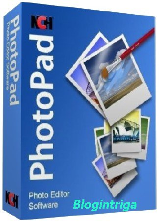 NCH PhotoPad Image Editor Pro 3.00 ML/Rus Portable
