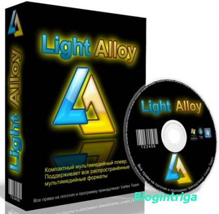 Light Alloy 4.9.1 build 2339 Beta Portable
