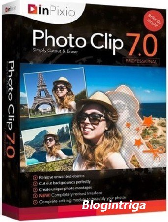 InPixio Photo Clip 7.04 ML/Rus Portable
