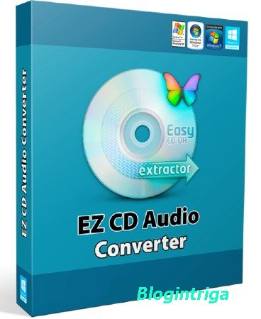 EZ CD Audio Converter Ultimate 5.1.1.1 + Portable