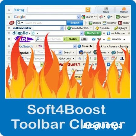 Soft4Boost Toolbar Cleaner 4.8.7.457 + Portable