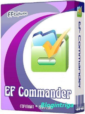 EF Commander 11.81 + Portable