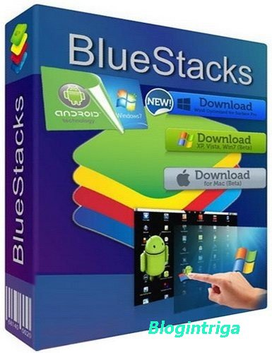 BlueStacks 2.5.97.6355