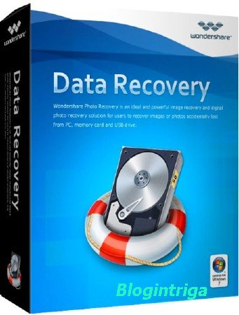 Wondershare Data Recovery 5.0.8.6 + Rus