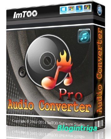 ImTOO Audio Converter Pro 6.5.0 Build 20170209 + Rus